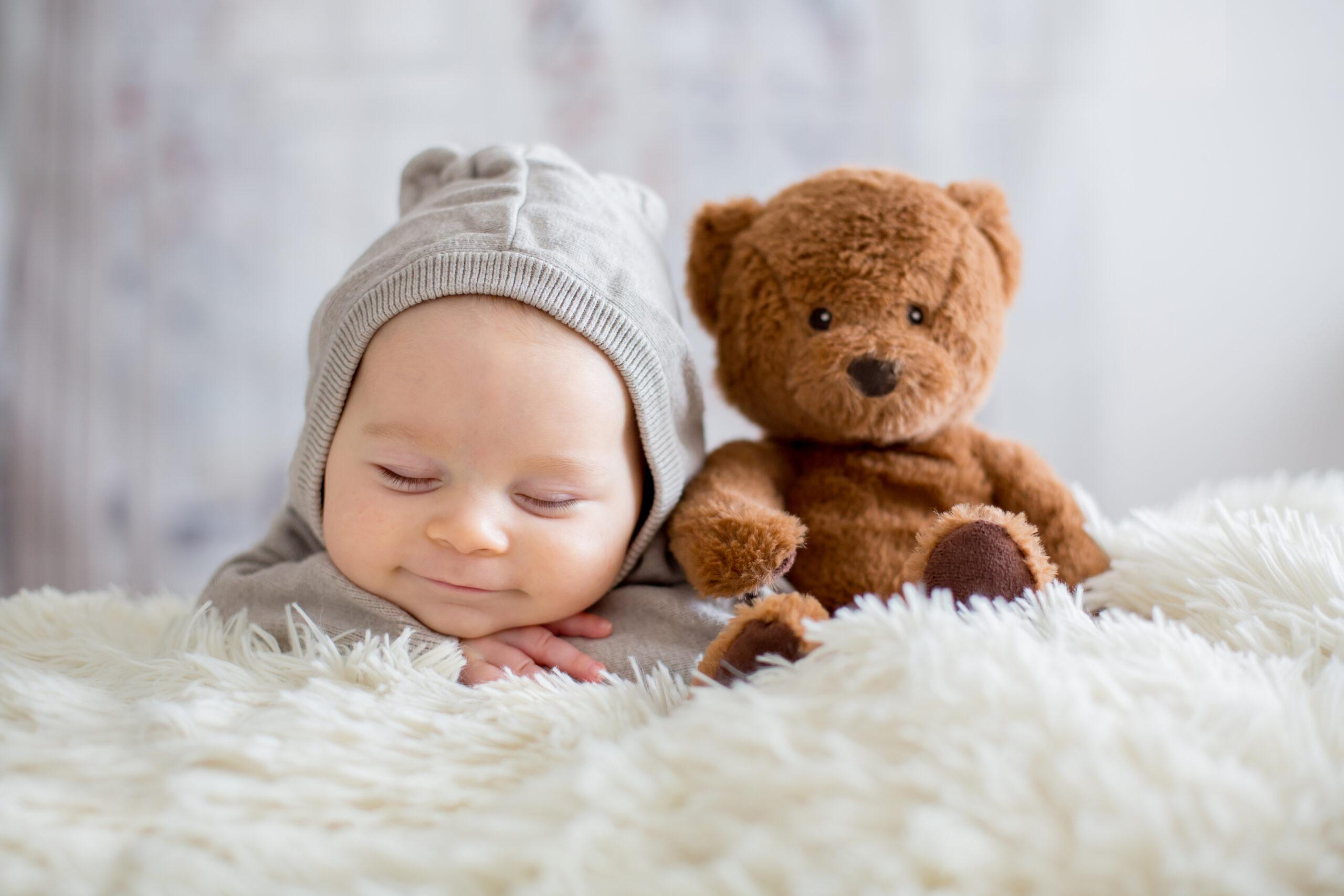 Somnul bebelușului: totul pentru siguranța lui